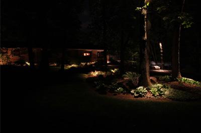downlighting
