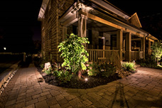 Outdoor Lights for Long Weekend Entertaining